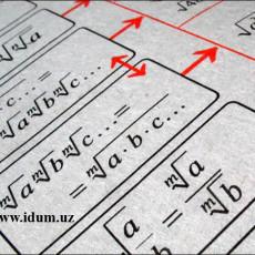 Математика фанига оид атамалар ва тушунчалар изоҳли луғати (З – М харфлар)