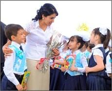 Сценарий школьного праздника «День Учителя»