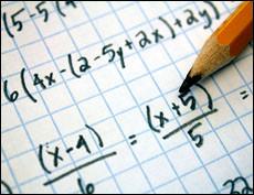 Словарь математических терминов (буквы А — Д)