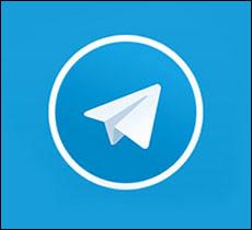 Открылся наш канал в Telegram!
