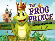 A fairy tale The Frog Prince