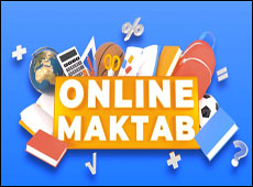 Телевизионные видеоуроки Online maktab (23.09.2020)