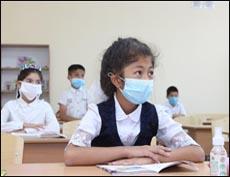 Коронавирус выявлен у 106 школьников города Ташкента