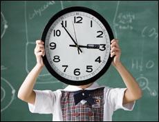 Почему уроки в школе длятся именно 45 минут?