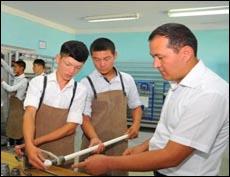 Будет введён порядок профессиональной подготовки учащихся 9-11 классов
