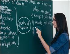 Учителя с международно признанными сертификатами по иностранному языку будут получать надбавку с сентября