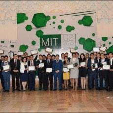 Награждены победители национального интернет-конкурса «MIT.uz»