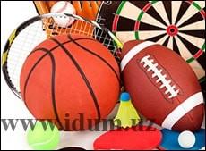 Спортивные игры на узбекском, русском и английском языках (видео)