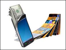 Как управлять пластиковую карту с мобильного телефона?