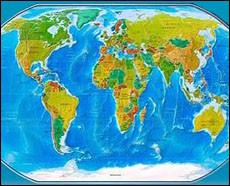 Разработка урока по географии