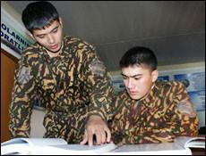 Как будет осуществляться приём в военные вузы?
