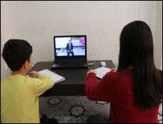Ещё 15 школ Самарканда переведены на онлайн-обучение
