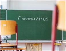 В одной из школ Ферганы у 7 человек диагностировали коронавирус